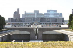 原爆死没者慰霊碑(広島平和都市記念碑)