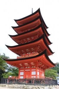 五重塔(ごじゅうのとう)《重要文化財》